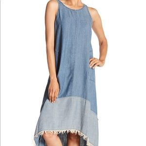 CLOSET CLEAN OUT! HOPE & HARLOW Jean Dress